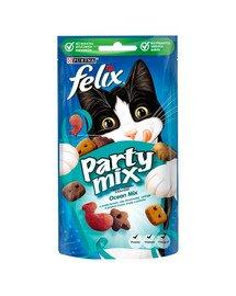 FELIX Party Mix Ocean KnabberMix Strandspaß 8x60g