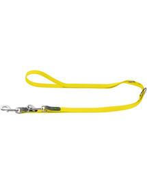 HUNTER Convenience-Wechsel-Leine 2cm/2m gelb neon