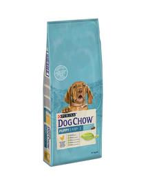 PURINA Dog Chow Für Welpen Mit Hühnchen 14kg
