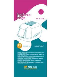 FERPLAST Hygienebeutel für Katzentoiletten 5362