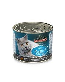 LEONARDO Quality Selection Reich an Seefisch 200 g
