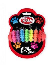 PET NOVA DOG LIFE STYLE Kauspielzeug Superdental Rindfleisch Geschmack 13cm