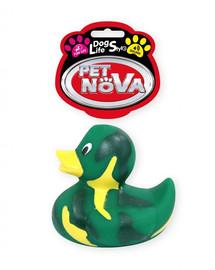 PET NOVA DOG LIFE STYLE Hundespielzeug Ente 7cm Vinyl