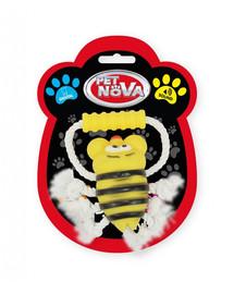 PET NOVA DOG LIFE STYLE Schnurbiene mit Griff 26cm