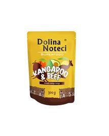 DOLINA NOTECI SuperFood Känguru und Rindfleisch 300 g