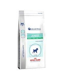 ROYAL CANIN Pediatric Junior Small Dog 4 kg