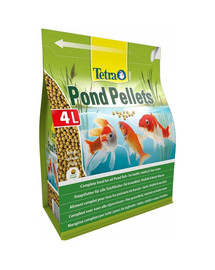 TETRA Pond Pellets 4 l