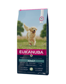 EUKANUBA Adult Large Breeds Lamb & Rice 12 kg