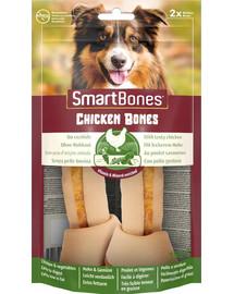 SmartBones Kausnack mit Huhn für mittelgroße Hunde 2 Stück