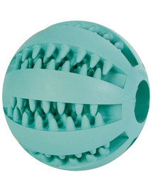 TRIXIE Mintfresh Ball, Naturgummi 7 cm