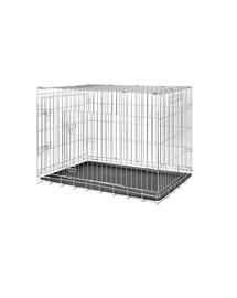 TRIXIE Transportkäfig für Hund 109×79×71 cm