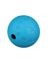 TRIXIE Dog Activity Naturgummi-Snackball 7 cm