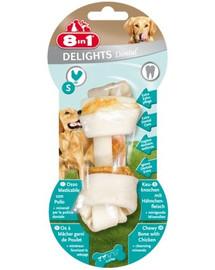 8in1 Delights Pro Dental Kauknochen S