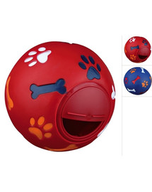 TRIXIE Snack-Ball, Kunststoff 7cm
