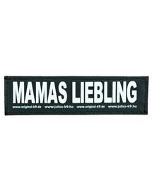 TRIXIE Julius K9 Klettsticker Größe S Mamas Liebling