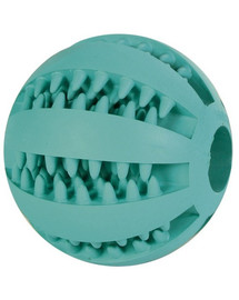 TRIXIE Mintfresh Ball, Naturgummi ø 5 cm
