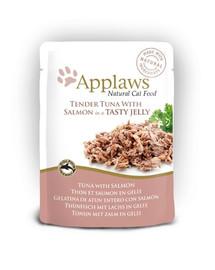APPLAWS Tuna & Salmon in Jelly 70 g