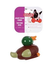 ZOLUX Hundespielzeug Ente  11 cm