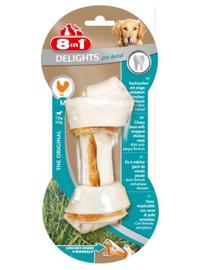 8in1 Delights Pro Dental Kauknochen M