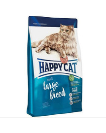 HAPPY CAT Fit & Well Large Breed 4 kg