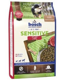 BOSCH Sensitive mit Lamm & Reis 3 kg