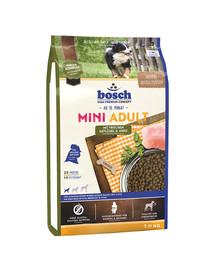 BOSCH Mini Adult mit frischem Geflügel & Hirse 3 kg