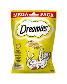 DREAMIES Dreamies Klassiker mit Käse 4 x 180g MEGA PACK