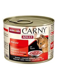 ANIMONDA Carny Adult Rind pur 200 g
