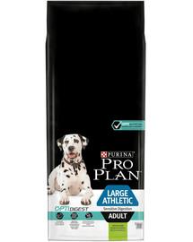 PURINA Pro Plan Large Athletic Adult Sensitive Digestion OptiDigest Lamb 14 kg