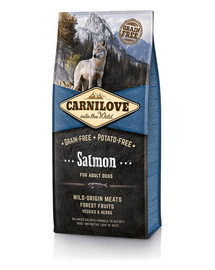 CARNILOVE Adult Salmon 12 kg