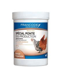 FRANCODEX Hühnerfutter, ideal für die Legezeit 250 g