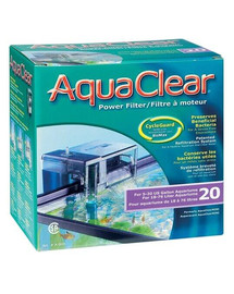 HAGEN AquaClear 20 Hang On Filter 6W
