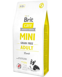 BRIT Care Grain Free Mini Adult Lamb 7 kg
