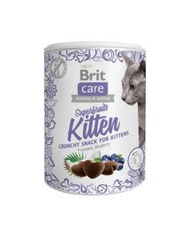 BRIT Care Katzensnacks Superfruits Kitten 100g