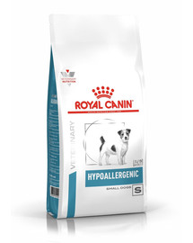 ROYAL CANIN HYPOALLERGENIC SMALL DOG 3.5 kg