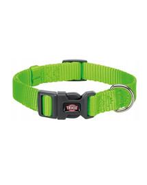 TRIXIE Premium Halsband, L–XL: 40–65 cm/25 mm, apfel