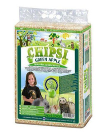 JRS Chipsi Green Apple 60 L