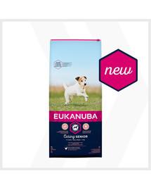 EUKANUBA Caring Senior Small Breed Chicken 15kg