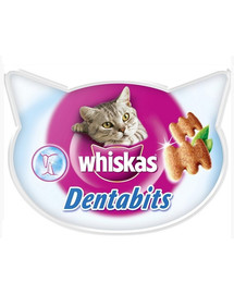 WHISKAS Dentabits 40g x8