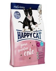HAPPY CAT Supreme Junior Grainfree Ente 4 kg