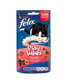 FELIX Play Tubes Truthahn- und Schinkengeschmack 50 g