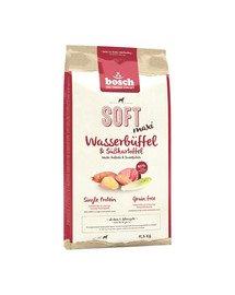 BOSCH Soft Maxi Wasserbüffel & Süßkartoffel 12.5 kg