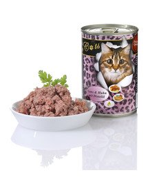 O'CANIS for Cats-Gans & Huhn mit Distelöl 400 g