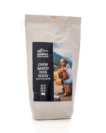 SIMPLY FROM NATURE Oven Baked Dog Food with wild boar Oven Baked Dog Food mit Wildschwein 1,2 kg