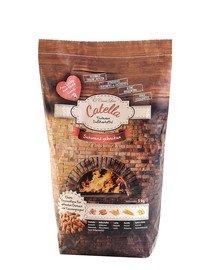 O'CANIS Catella gebackenes Trockenfutter - mit Pute und Süßkartoffeln 5 kg