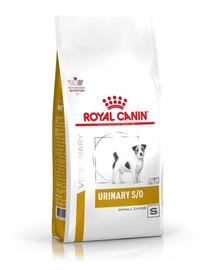 ROYAL CANIN URINARY S/O SMALL DOG 1.5 kg