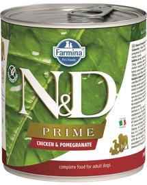 FARMINA N&D Prime dog chicken & pomegranate 285 g