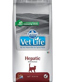 FARMINA Vet Life Hepatic Katze 400 g