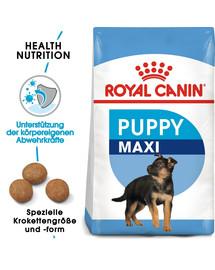 ROYAL CANIN MAXI Puppy Welpenfutter trocken für große Hunde 15 kg