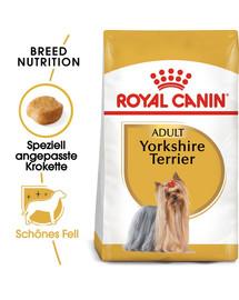 ROYAL CANIN Yorkshire Terrier Adult Hundefutter trocken 7,5 kg
